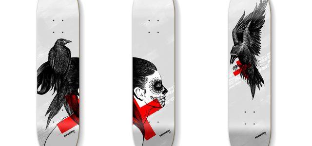 Die neuen Approvedline Skate Decks sind eingetroffen